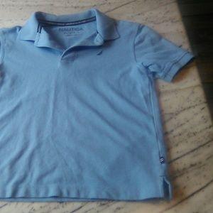 Nautica Boy's Polo Shirt- (Size: 7X)
